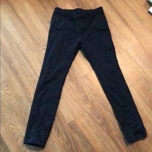 Size 32 navy pants